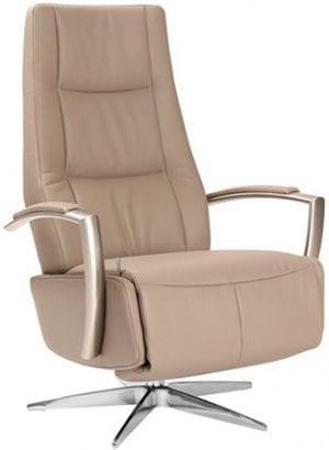Relaxfauteuil Gelderland 10, uit de Best Choice fauteuil collectie van Gealux, oogstrelend modern design met een subliem zitcomfort - Löwik Meubelen