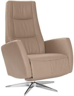 Relaxfauteuil Gelderland 20.25, uit de Best Choice fauteuil collectie van Gealux, oogstrelend modern design met een subliem zitcomfort - Löwik Meubelen