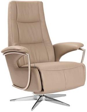 Relaxfauteuil Gelderland 40, uit de Best Choice fauteuil collectie van Gealux, oogstrelend modern design met een subliem zitcomfort - Löwik Meubelen
