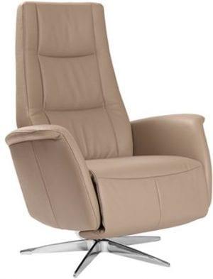 Relaxfauteuil Gelderland 50.25, uit de Best Choice fauteuil collectie van Gealux, oogstrelend modern design met een subliem zitcomfort - Löwik Meubelen
