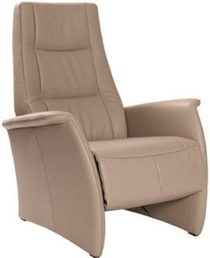 Relaxfauteuil Gelderland 50.50, uit de Best Choice fauteuil collectie van Gealux, oogstrelend modern design met een subliem zitcomfort - Löwik Meubelen