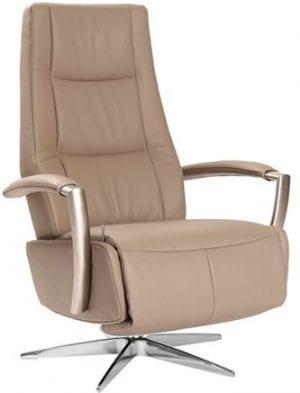 Relaxfauteuil Gelderland 60, uit de Best Choice fauteuil collectie van Gealux, oogstrelend modern design met een subliem zitcomfort - Löwik Meubelen