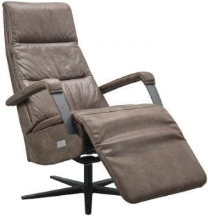 fauteuil met relax chanti express delivery Relaxfauteuil IN.HOUSE Fauteuils Lowik Meubelen