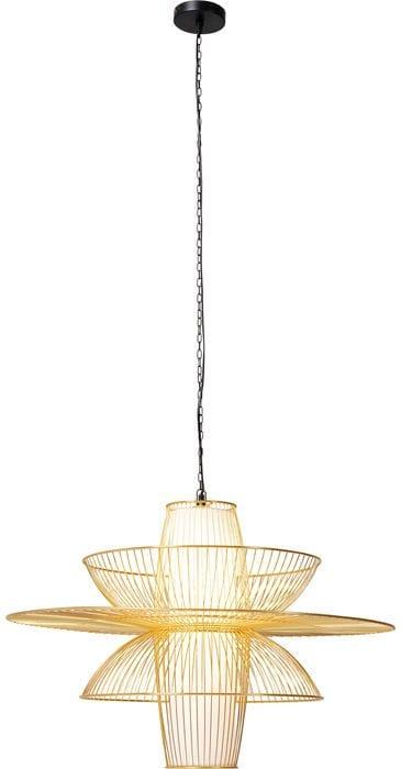 Kare Design Cappello Opposto Gold hanglamp 52533 - Lowik Meubelen