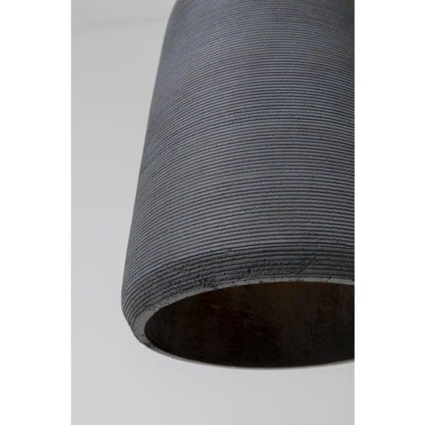 Kare Design Dining Concrete Black Tre hanglamp 52307 - Lowik Meubelen