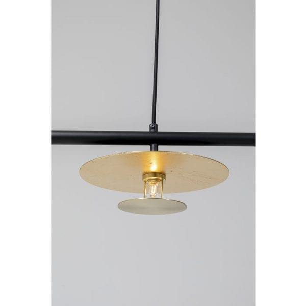 Kare Design Disc Dining Quattro hanglamp 52505 - Lowik Meubelen