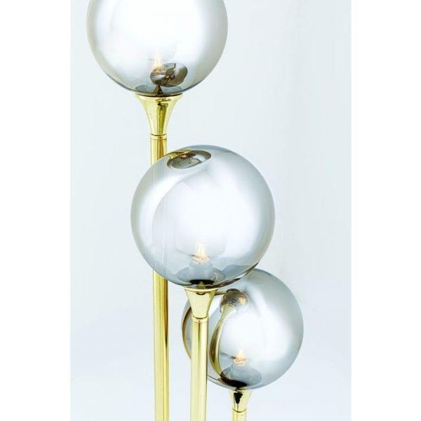 Kare Design Al Capone Tre tafellamp 51763 - Lowik Meubelen