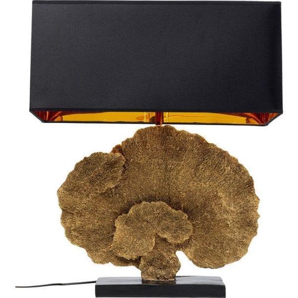 Kare Design Coral Gold tafellamp 51553 - Lowik Meubelen