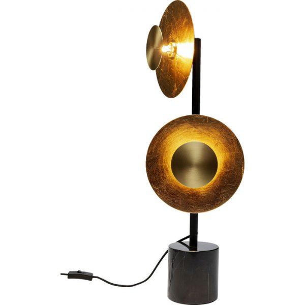 Kare Design Disc Due tafellamp 52504 - Lowik Meubelen