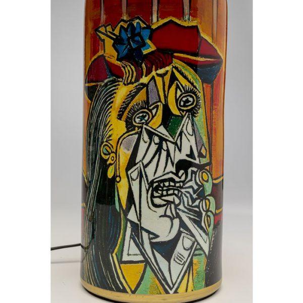 Kare Design Graffiti tafellamp 52211 - Lowik Meubelen