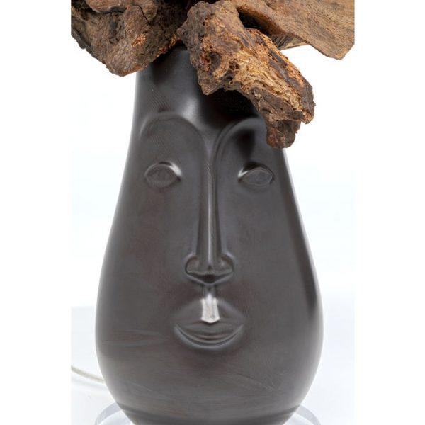Kare Design Nature Face tafellamp 51802 - Lowik Meubelen