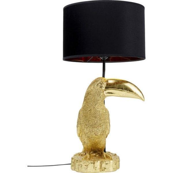 Kare Design Toucan Gold tafellamp 51552 - Lowik Meubelen