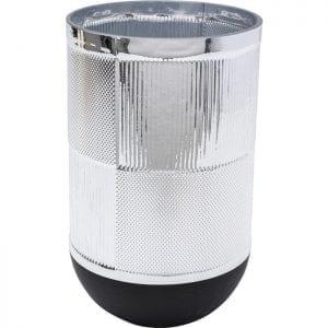 Kare Design Cap Silver 21cm vaas 51636 - Lowik Meubelen