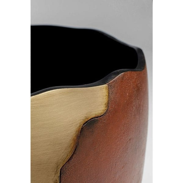 Kare Design Flow Round vaas 52023 - Lowik Meubelen