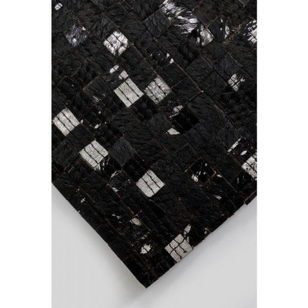 Kare Design Glorious Black 170x240cm vloerkleed 52014 - Lowik Meubelen