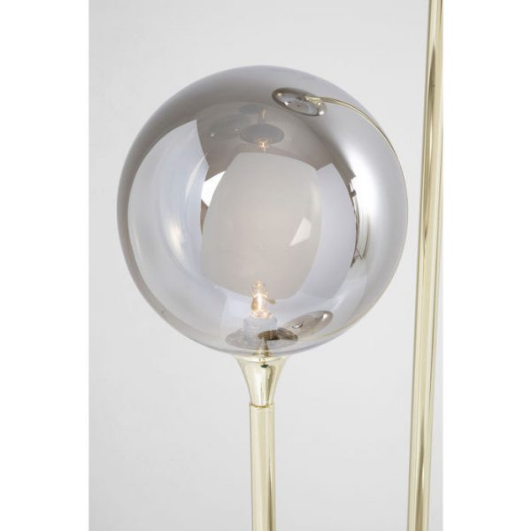 Kare Design Al Capone Tre vloerlamp 51762 - Lowik Meubelen