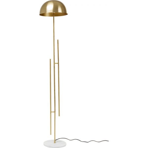 Kare Design Solo Brass vloerlamp 52450 - Lowik Meubelen