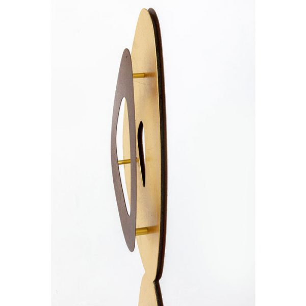 Kare Design Triangolo LED 126cm vloerlamp 51754 - Lowik Meubelen