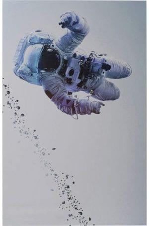 Kare Design Alu Man in the Sky 80x120cm wanddecoratie 51519 - Lowik Meubelen