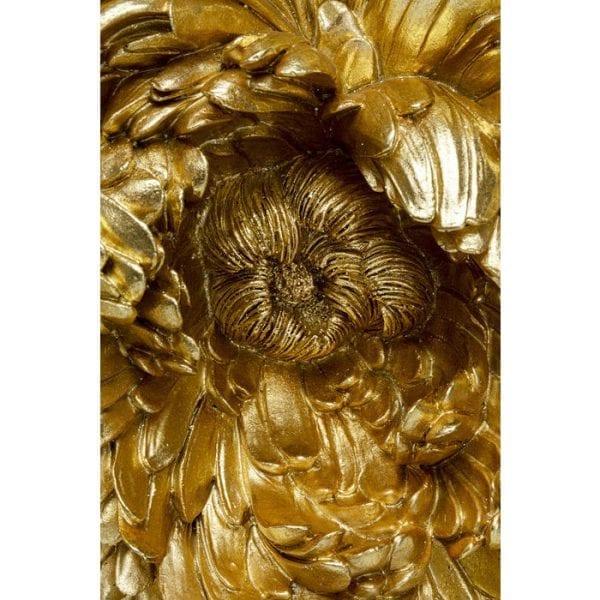 Kare Design Peony Gold wanddecoratie 51536 - Lowik Meubelen