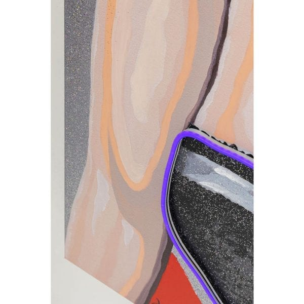 Kare Design Touched Idol Marilyn Neon160x80cm wanddecoratie 51745 - Lowik Meubelen