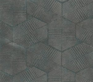 Behang Ametrien Vliesbehang, geleverd op 1 rol van 53 cm x 10 meter; 26,5 cm gelijk patroon.  Voorbeeld berekening patroon  Kamer is 2,60 meter hoog en 5 meter breed. Patroon is 53 cm. Bij 2,60 meter hoog haal je 3 banen uit een 10 meter rol (10 gedeeld door 2,60 is 3,8 afgerond 3). De kamer is 5 meter breed. We rekenen voor het gemak met een baanbreedte van 50 cm (i.p.v. 53 cm). 500 wordt gedeeld door 50. Dit zijn dus 10 banen die je nodig hebt. Als je 3 banen uit een rol haalt, dan heb je dus 10:3 is 4 rollen nodig. Accessoires Profijt Meubel Lowik Meubelen