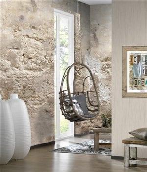 Behang Larimar Vliesbehang, geleverd op 1 rol in 4 delen van 50x300 cm, repeatable. Accessoires Profijt Meubel Lowik Meubelen