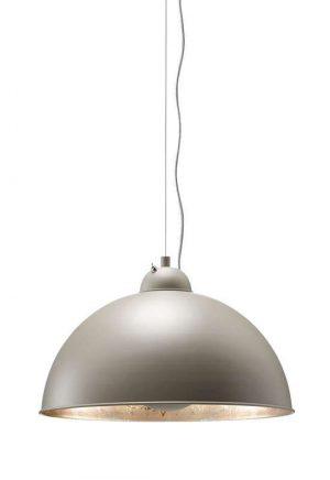 Hanglamp Sole zilver_Accessoires_Pronto Wonenlowikmeubelen