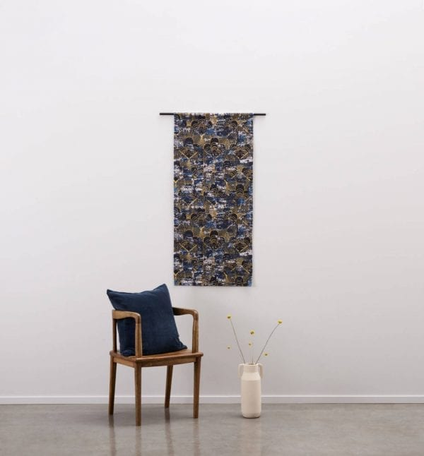 East wandkleed Urban Cotton, design Urban Cotton Studio - 100% organisch katoen