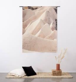 Poems by Nature wandkleed Urban Cotton, design Debbie Trouerbach - 100% organisch katoen