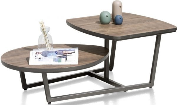 Domani salontafel 115 x 65 cm XOOON Lowik Wonen & Slapen