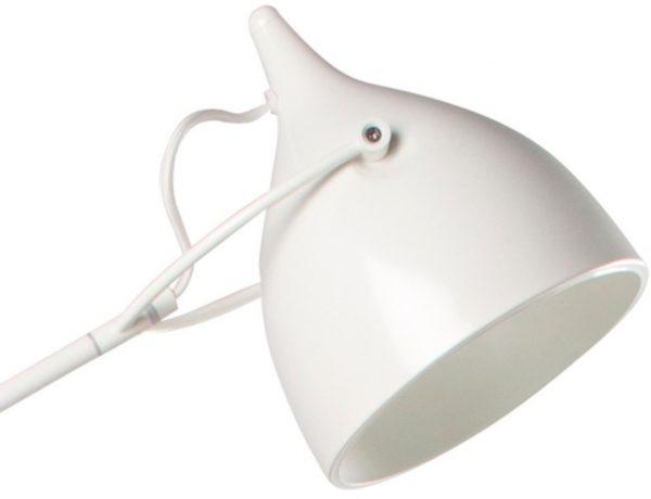 Bureaulamp Reader Matt White modern design uit de Zuiver meubel collectie - 5200001