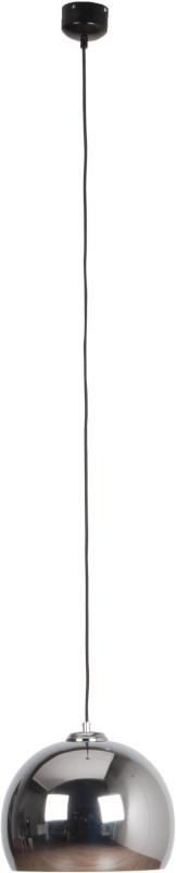 Hanglamp Big Glow Chrome modern design uit de Zuiver meubel collectie - 5002006