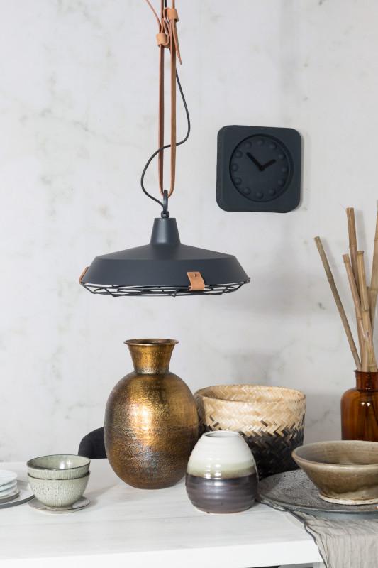Hanglamp Dek 40 Anthracite modern design uit de Zuiver meubel collectie - 5300064