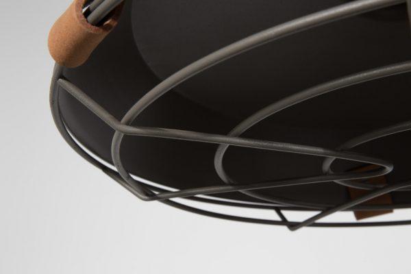 Hanglamp Dek 40 Grey modern design uit de Zuiver meubel collectie - 5300063
