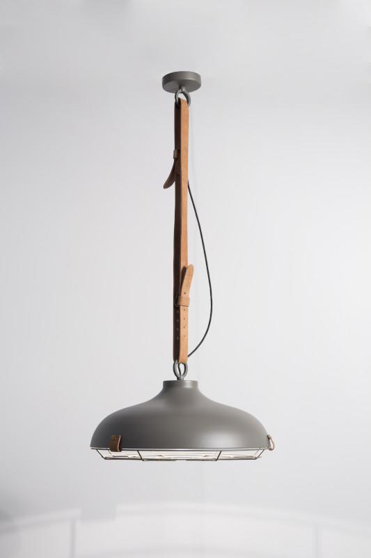 Hanglamp Dek 51 Grey modern design uit de Zuiver meubel collectie - 5300066