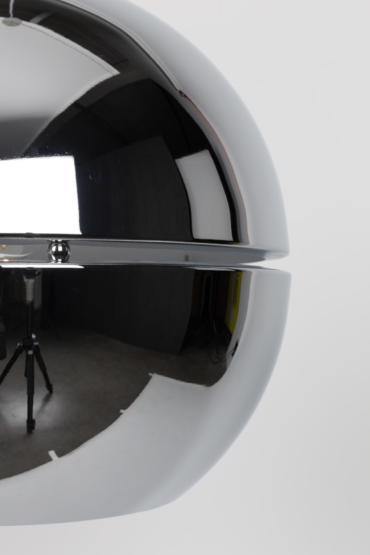 Hanglamp Retro '70 Chrome R40 modern design uit de Zuiver meubel collectie - 5002440
