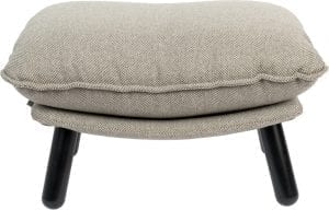 Hocker Lazy Sack Grey modern design uit de Zuiver meubel collectie - 3300030