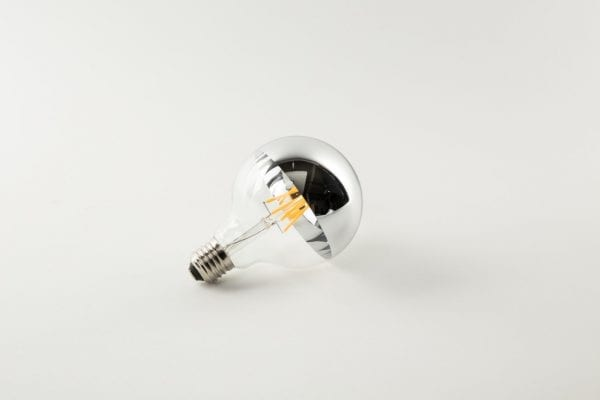 Bulb Mirror Led modern design uit de Zuiver meubel collectie - 5600004