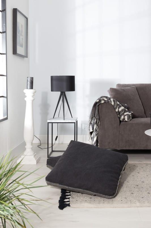 Tafellamp Tripod Black modern design uit de Zuiver meubel collectie - 5200006