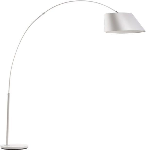 Vloerlamp Arc White modern design uit de Zuiver meubel collectie - 5000856