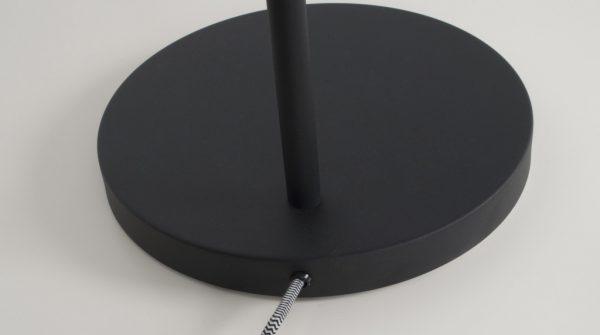 Vloerlamp Buckle Head Black modern design uit de Zuiver meubel collectie - 5002038