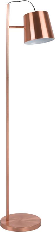 Vloerlamp Buckle Head Copper modern design uit de Zuiver meubel collectie - 5100048