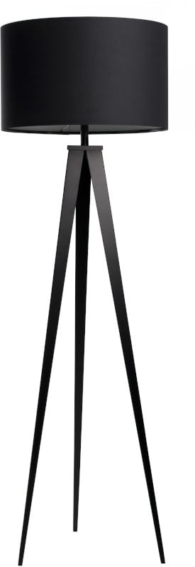 Vloerlamp Tripod Black modern design uit de Zuiver meubel collectie - 5000801