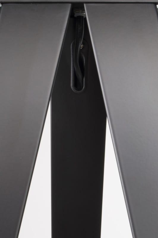 Vloerlamp Tripod Black/Grey modern design uit de Zuiver meubel collectie - 5000800