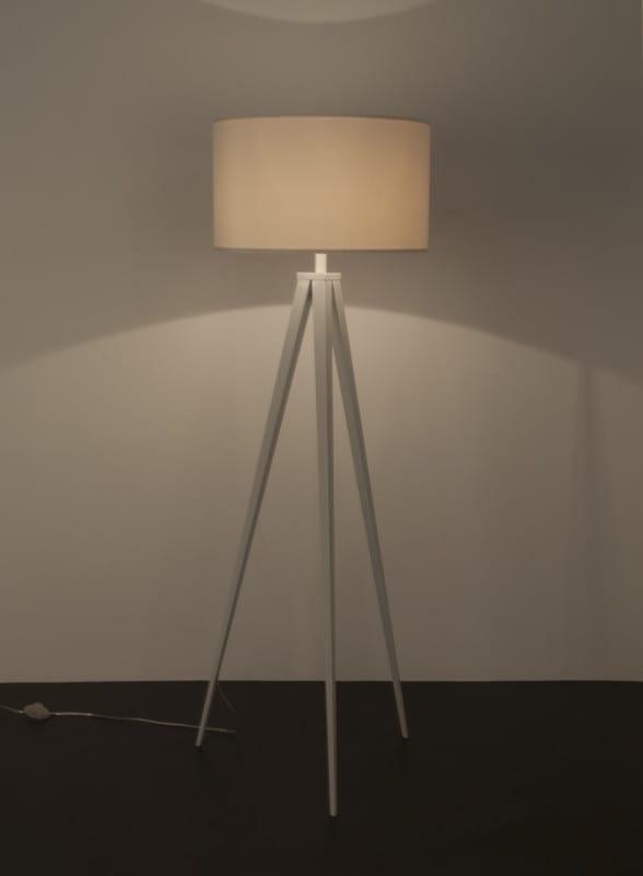 Vloerlamp Tripod White modern design uit de Zuiver meubel collectie - 5000802