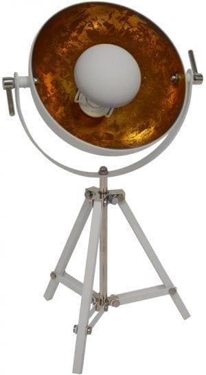iLuce vloerlamp golden sun wit - 265901