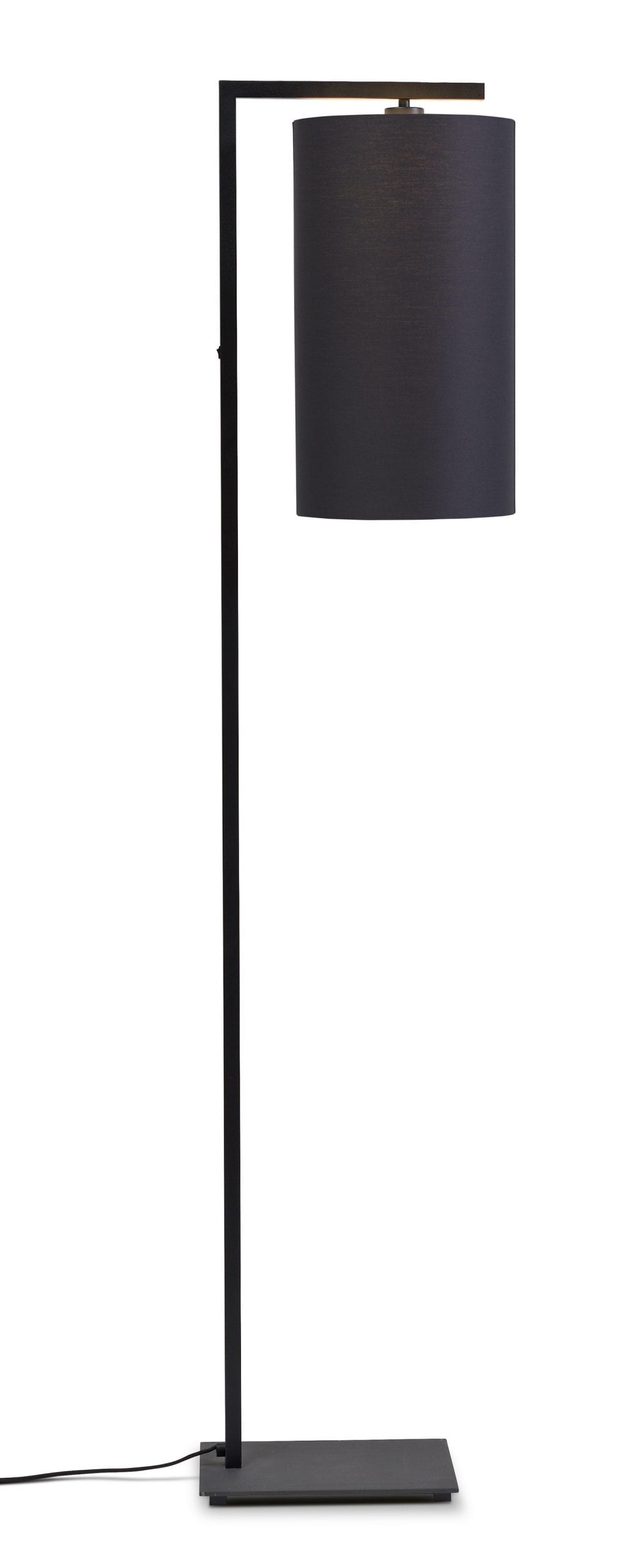 Vloerlamp Boston - Black/Dark Grey
