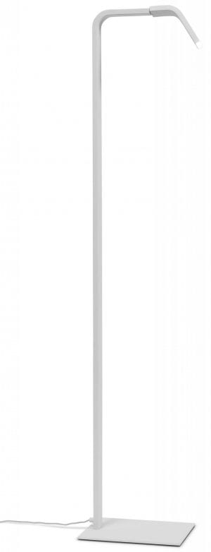 Vloerlamp ijzer Zurich LED wit - it's about RoMi