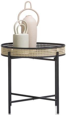 bijzettafel Harry - diameter 50 cm Coco Maison SMALLFURN Lowik Wonen & Slapen